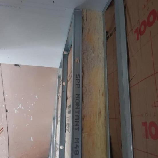 Isolation thermique d'appartements à Flers (61)